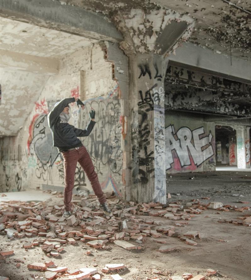 Company Feature: Meet Dance Artist, Irvin Chow
