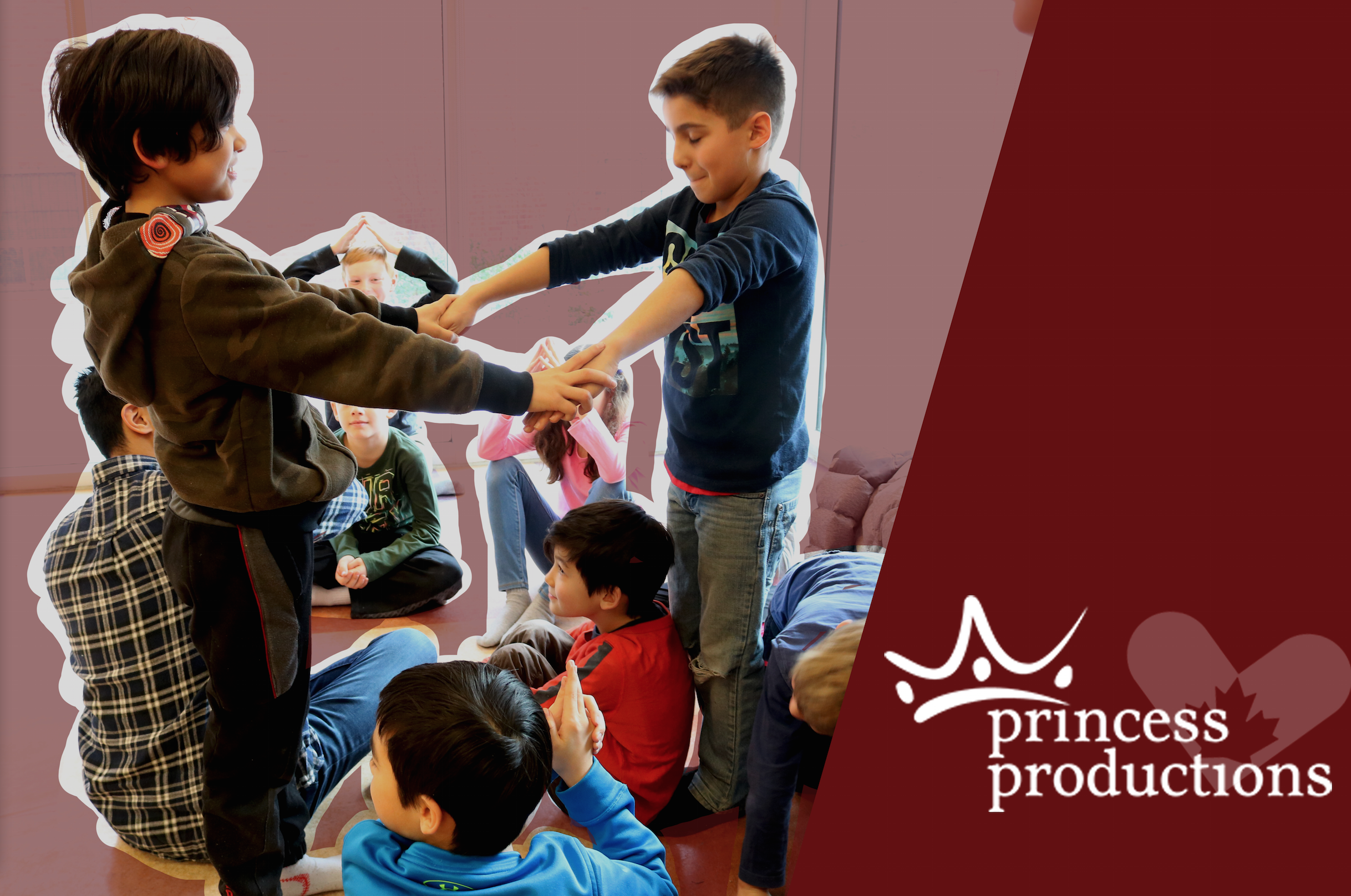 Support Princess Productions This GivingTuesday!