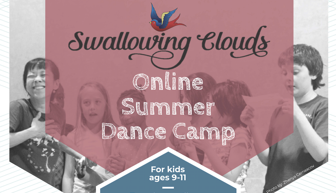 Register To Swallowing Clouds Online Summer Dance Camp